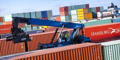 (DANSK) Fremtidigt samarbejde om containerterminal undersøges