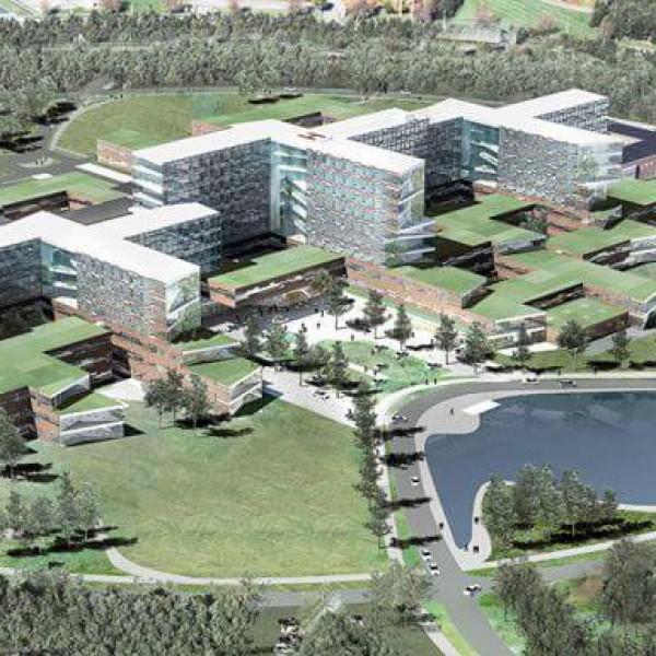 Nyt Universitets-sygehus Køge