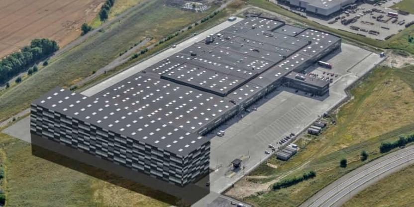 Lidl styrker sit logistiknetværk med nyt 6400m2 hightech-højlager