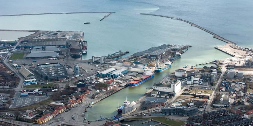 Rekordoverskud fra Køge Havn